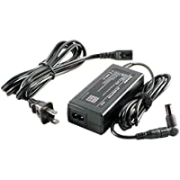 iTEKIRO 65W AC Adapter for Dell Chromebook 11 3180 RH02N, 3189 2NN30, 3120 463-5180; Latitude 12 7280, 14 7480, 15 3580, 15 5580; Dell 06TFFF, 0928G4, 09RN2C, 0HH44H, 0NNWP1, 0RM617 (Right Angle Tip)