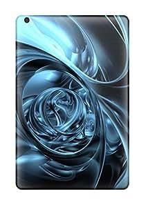 6071981I13218261 MarvinDGarcia Blue Durable Ipad Mini Tpu Flexible Soft Case