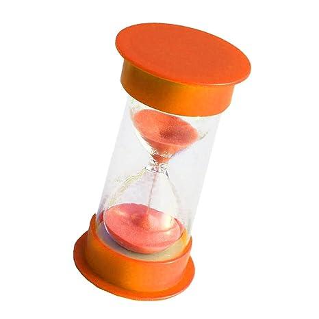 Reloj De Arena sharplace Relojes de Arena para cepillos de dientes Reloj Arena Glass temporizador Casa