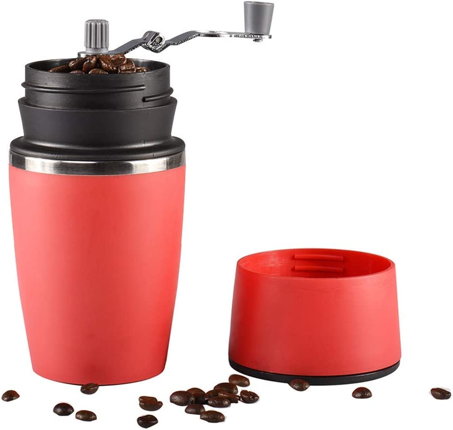 Mcottage Manual Coffee Maker Hand Pressure Portable Coffee Machine for Outdoor Travel