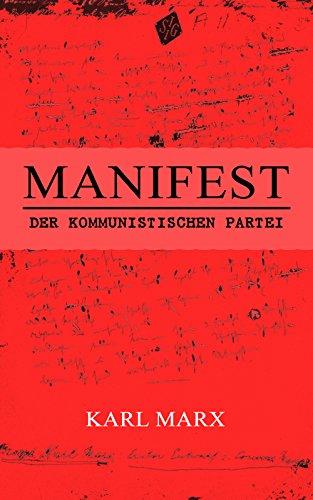 Manifest der kommunistischen partei online dating