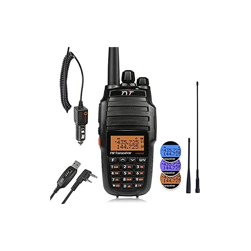 BTECH Mobile UV-50X2 50 Watt Dual Band Base, Mobile Radio