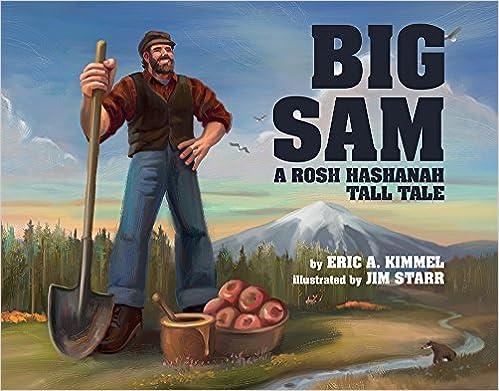 Book Cover: Big Sam : a Rosh Hashanah tall tale
