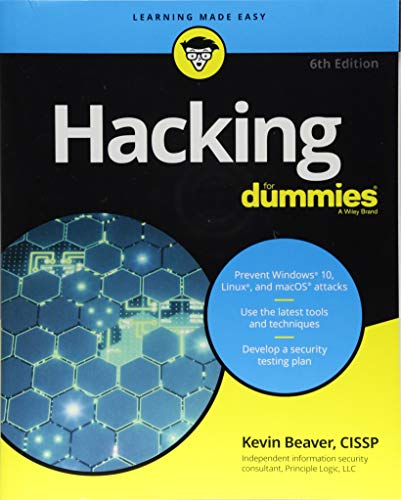 hacking for dummies 2018 buyer's guide