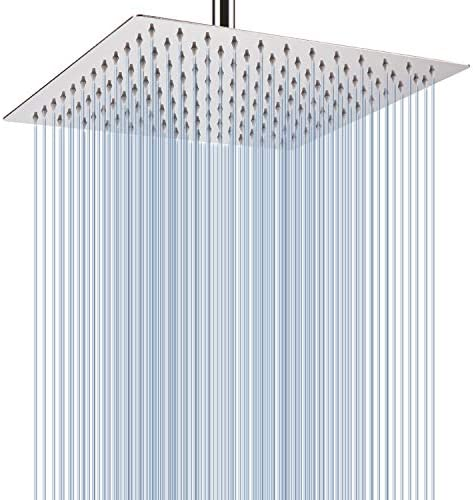 Voolan Adjustable Showerhead Stainless Relaxation product image