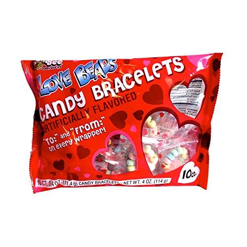 Love Beads Candy Bracelets (Candy Beads Bracelet)