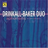 Aphorisms for cello and piano - Rachmaninov: Vocalise / Faure: Sicilienne; Apres un Reve; Pavane / Falla: Jota; Nana / Ravel: Habanera, etc. by Drinkall-Baker Duo (1994-11-04)