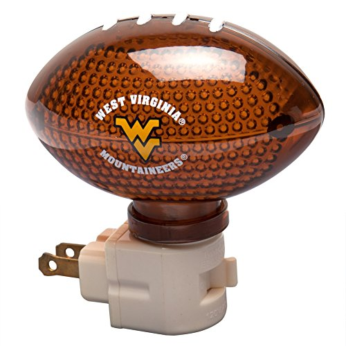 NCAA West Virginia Mountaineers Football Nightlight
