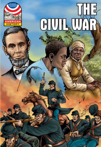 Civil War: 1850-1876- Graphic U.S. History (Saddleback Graphic: U.s. History)