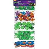 American Greetings Favor/Value Pack Teenage Mutant Ninja Turtles Super Mega Party Supplies