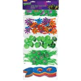 American Greetings Favor/Value Pack Teenage Mutant Ninja Turtles Super Mega Party Supplies