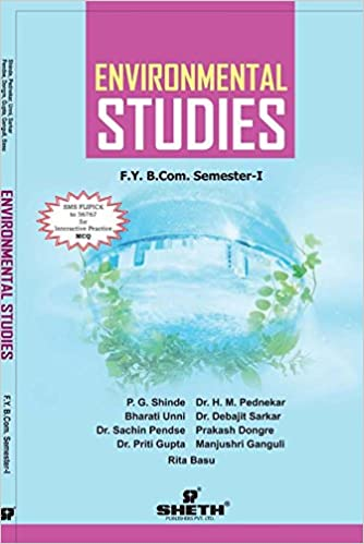Amazon in: Buy FYBCOM SEM-I ENVIRONMENTAL STUDIES Book Online at Low