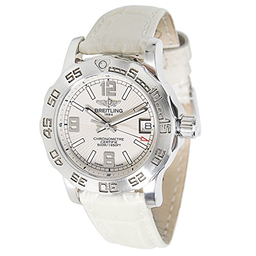 Breitling Aeromarine Colt 33 swiss-quartz womens Watch A7738711/G765 (Certified Pre-owned)