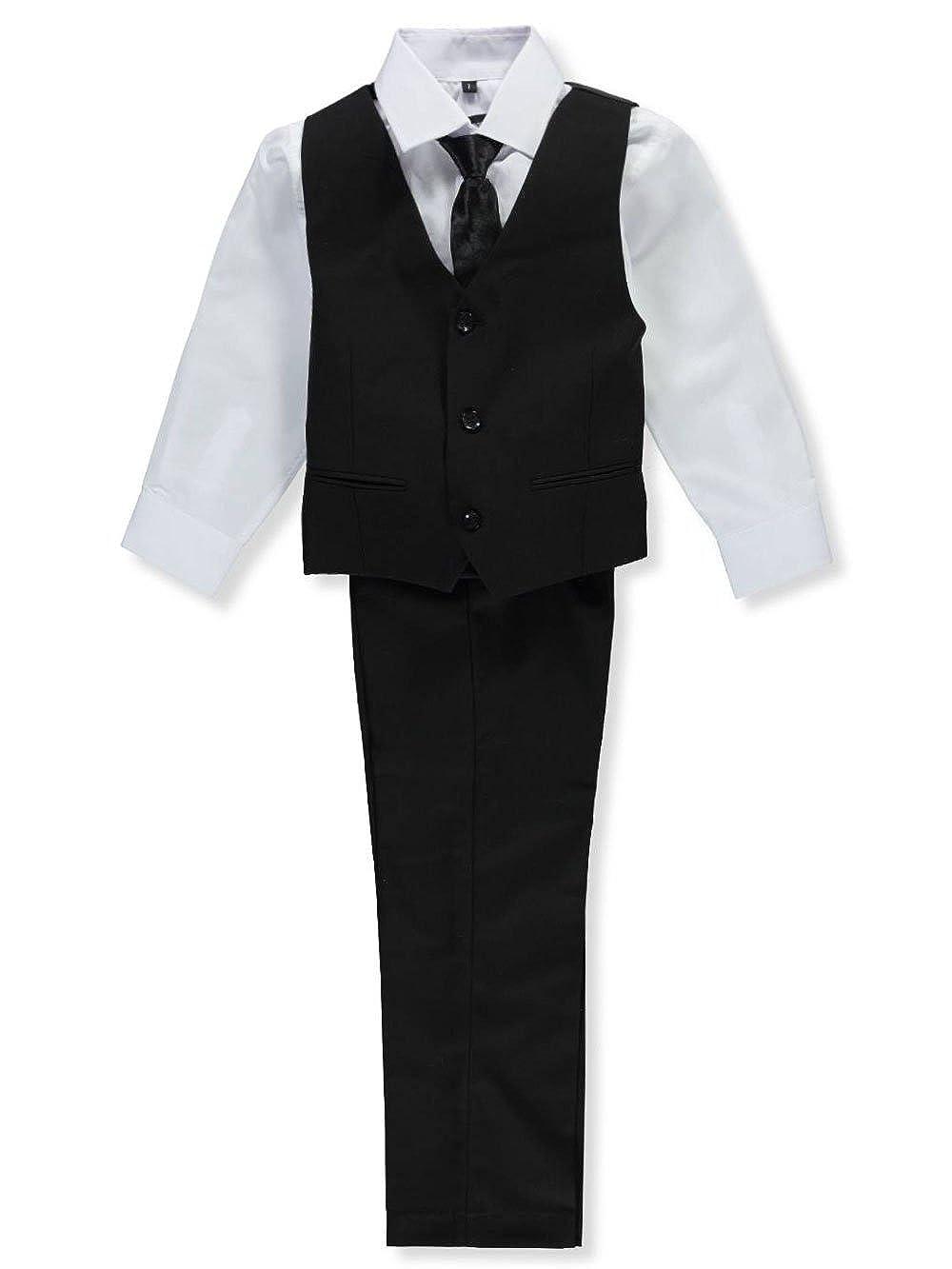 Kids World Boys 5-Piece Suit Pants Set