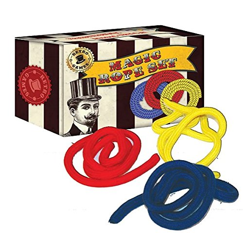 Robert Frederick Magic Trick di corda, in plastica, colori assortiti RFS11046