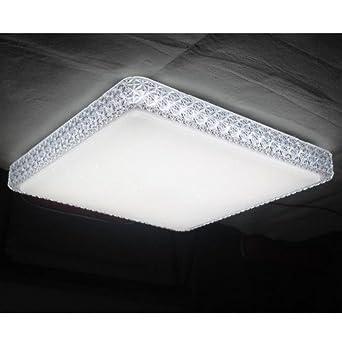 LED Kristall Deckenleuchte Schlafzimmer Kristall Flurleuchte Küchen Warmweiß