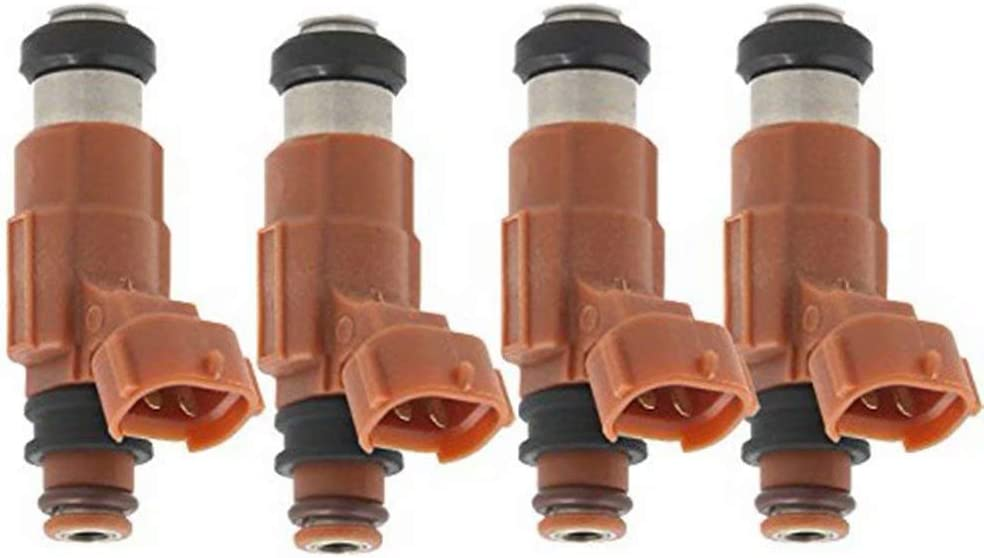 OE# 15710-65D00 4pcs Fuel Injectors For Suzuki Outboard