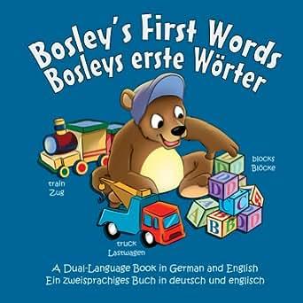 amazoncom bosleys first words bosleys erste worter