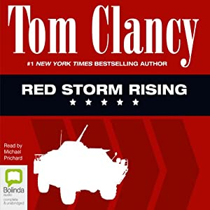 Red Storm Rising Audiobook