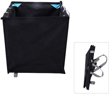 Tree Climber Foldable Throw Line Bag Storage Cube Mountaineering 40cm Black