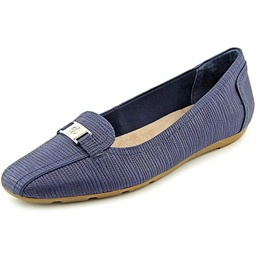 Giani Bernini Jileese Kvinner Oss 6,5 Blå Loafer