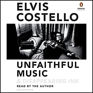 Unfaithful Music & Disappearing Ink Audiobook