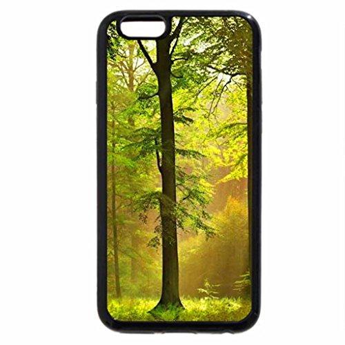 iPhone 6S / iPhone 6 Case (Black) Golden Fleece