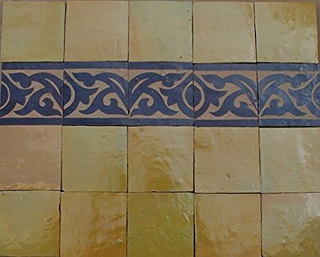 Pezzi per piastrelle su piastrelle da parete zelliges