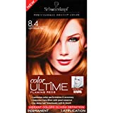 Schwarzkopf Ultime Hair Color Cream, Light Copper Red, 8.4, 2.03 Ounces