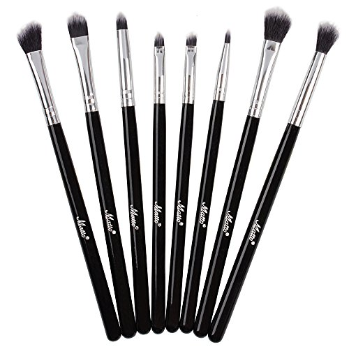 Matto Professional Makeup Eye Brush Set Eyeshadow Brushes 8-