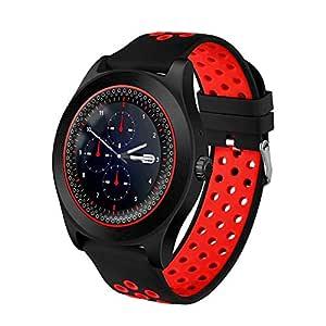 Docooler TF8 Inteligente Reloj de Moda Redondo Smartwatch 1.54 ...