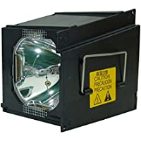AuraBeam Sharp XV-Z10000 Projector Replacement Lamp with Housing