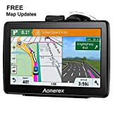 GPS Navigation for Cars, 7-inch HD Touch Screen, Built-in 8GB Real Voice Turn