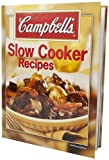 zebra slow cooker - Campbell's Slow Cooker Recipes by Campbell's editors (2009) Hardcover