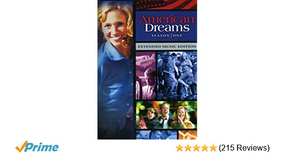 Amazon com: American Dreams - Season One (Extended Music Edition