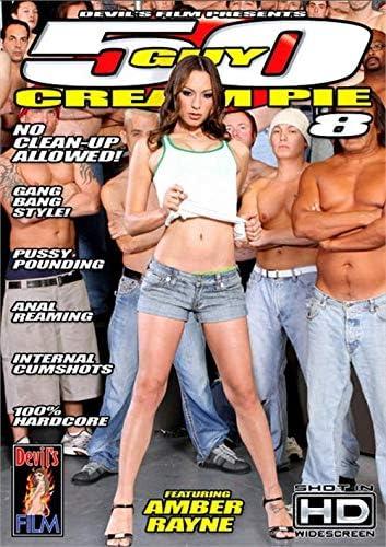 50 Guy Cream Pie 8 - (Devils Film): Amazon.co.uk: DVD
