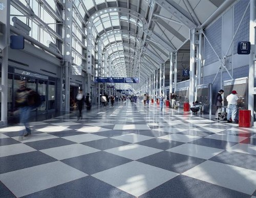 Photo: O'Hare International Airport,Passenger - Chicago Il Hare Airport O