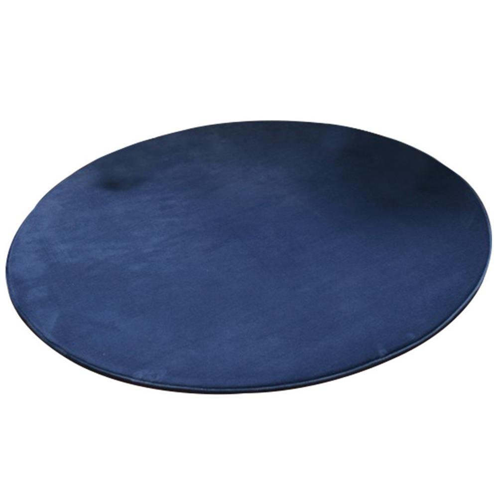 B 50cm B 50cm Weiwei Dog bed Coral Velvet Round cat Dog Mat