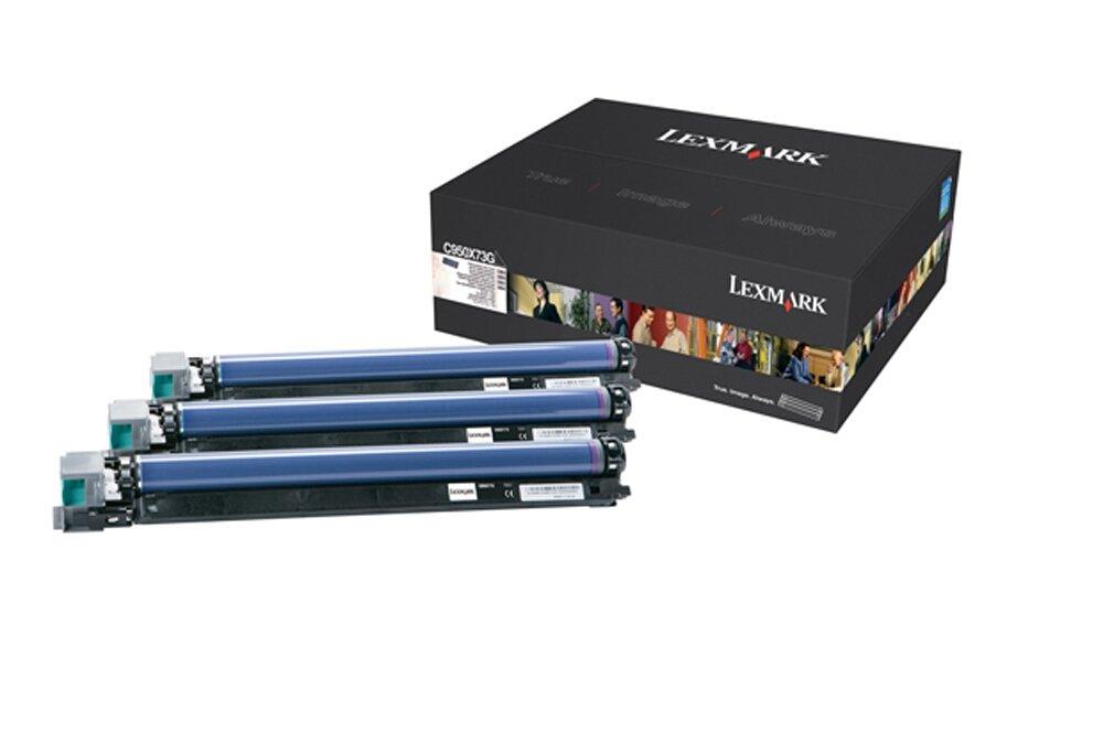 Lexmark C950X73G C950, X950/2/4 Fotoleitereinheit 3er-Pack