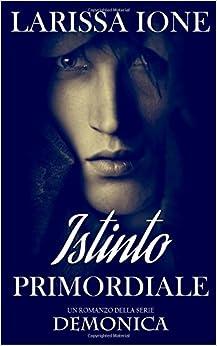 Book Istinto primordiale (Demonica)
