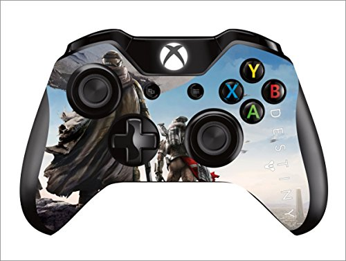 XBOX ONE Destiny Controller SKINS (set of 2)