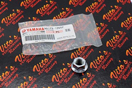 NEW! Banshee FLYWHEEL NUT for crank - OEM original factory ()