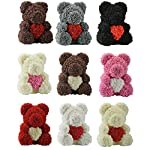 Disnation-40cm-Big-Rose-Teddy-Bear-with-Heart-Flower-Artificial-Decoration-Gifts-for-Women-with-Presentable-Gift-Box-for-Valentines-Day-Anniversary-Birthday-Wedding-Red