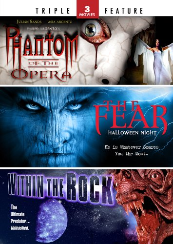Phantom of the Opera / The Fear 2 / Within the Rock - Triple Feature (Within The Rock)