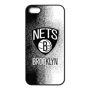 Lucky New Jersey Nets NBA Fahionable And Popular Back For For Iphone 5C Phone Case Cover