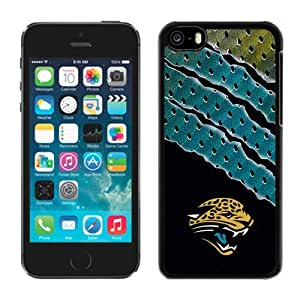Top Iphone 5c Case NFL Jacksonville Jaguars 02 Cheap Athletic Phone Protector