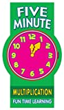 Five Minute Multiplication, Matt Ward, 0769656145