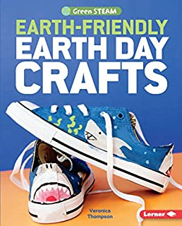 Book Cover: Earth-Friendly Earth Day Crafts