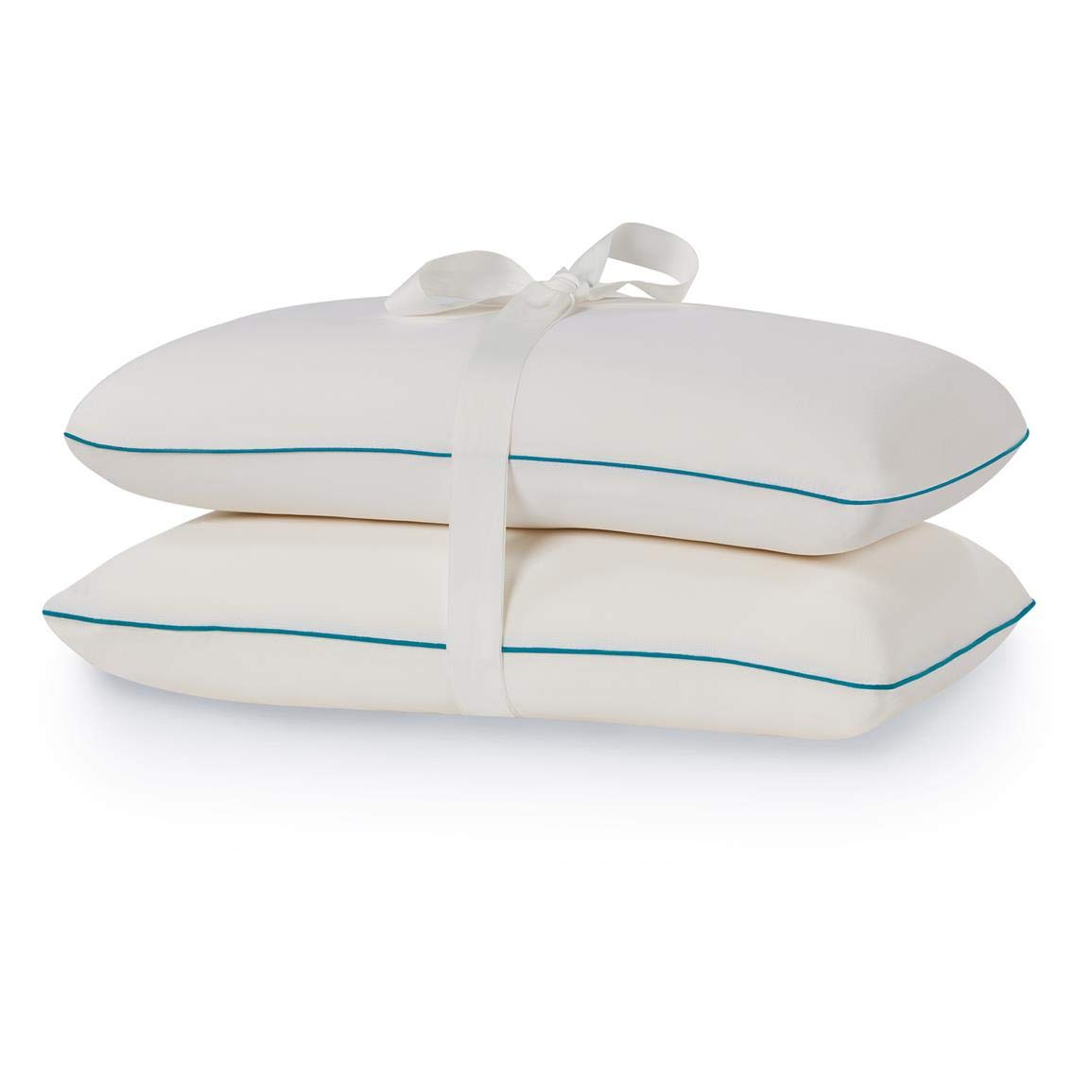 Comfort Revolution Memory Foam Bed Pillow-Twin Pack