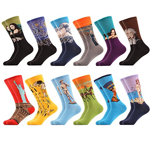 WeciBor Colorful Novelty Casual Combed product image